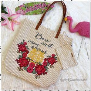 Free People Bags - NWOT Free People Santa Cruz Tote Bag